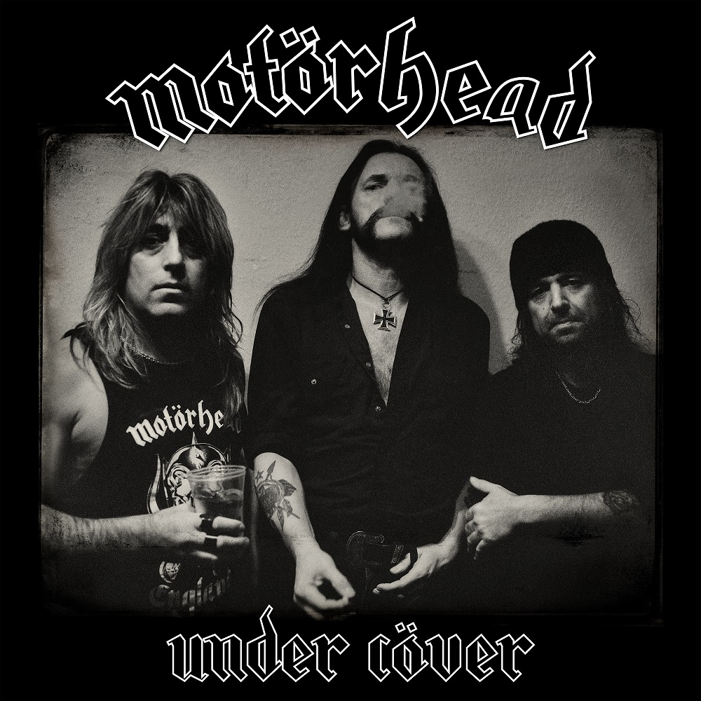 Motörhead - Album \'Under Cöver\'/ VÖ 01.09.2017 | MEP-Promotion
